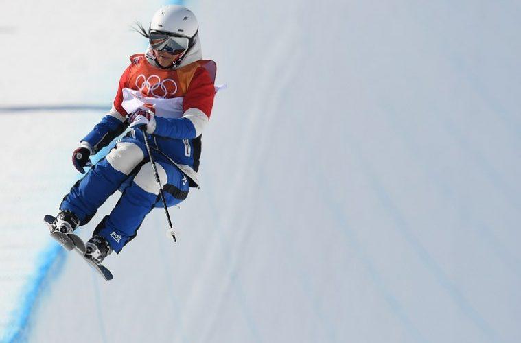 [PyeongChang 2018] Ski halfpipe : Marie Martinod se pare à nouveau de l'argent