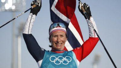 La fondeuse Marit Bjørgen prend sa retraite