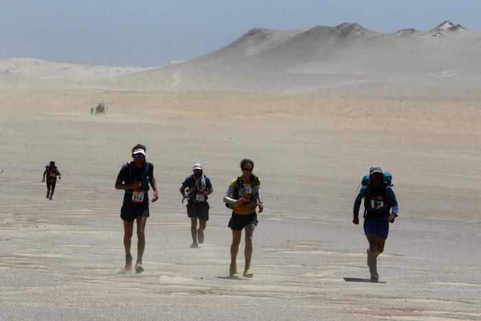 Le top 5 de la semaine : Magdalena Boulet remporte le marathon des Sables