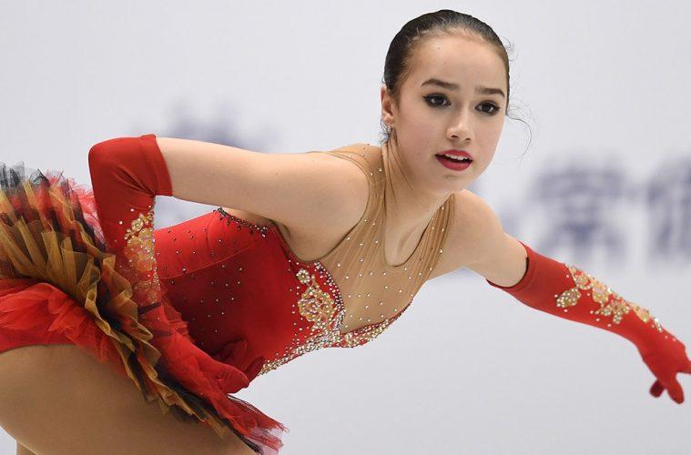 [PyeongChang 2018] Patinage artistique : Zagitova en tête après le programme court