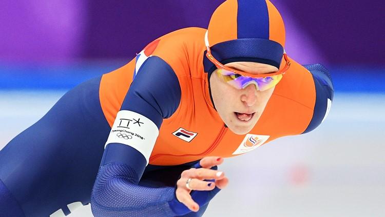 [PyeongChang 2018] La Néerlandaise Ireen Wüst devient quintuple championne olympique !