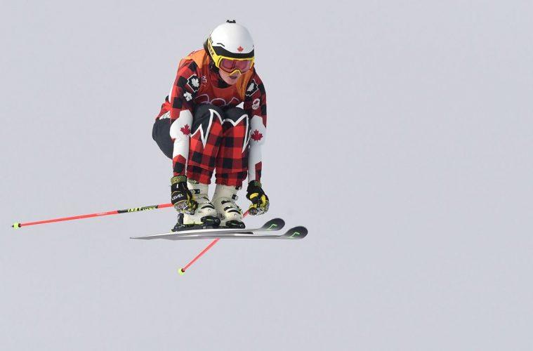 [PyeongChang 2018] Skicross : doublé des canadiennes Serwa et Phelan