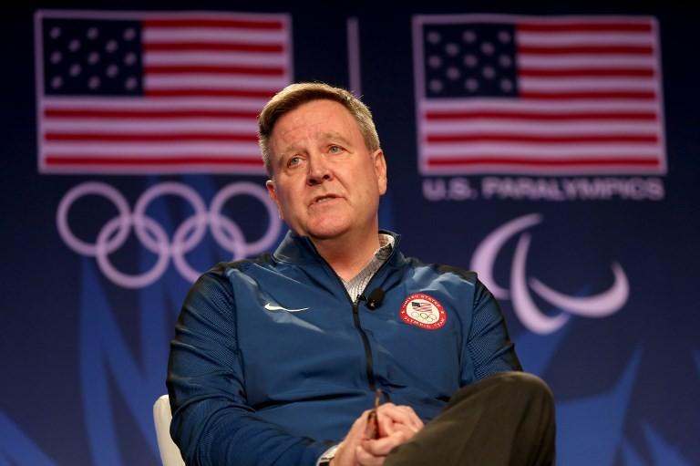 Le chef du Comité olympique américain démissionne
