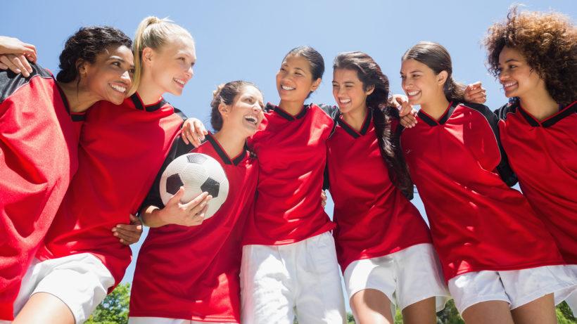 Plein phare sur les femmes et le sport en juin !