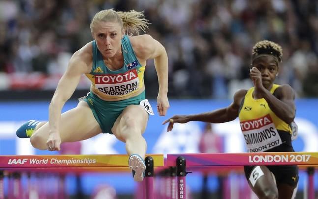 Blessée, Sally Pearson renonce aux Jeux du Commonwealth