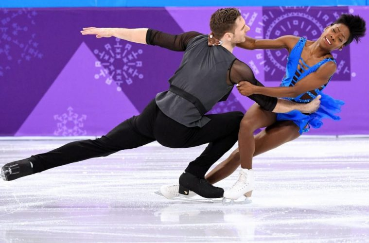 [PyeongChang 2018] Patinage de couple : James et Ciprès en embuscade