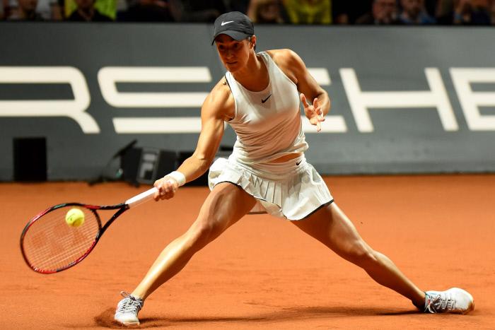 WTA Madrid : Garcia en quarts