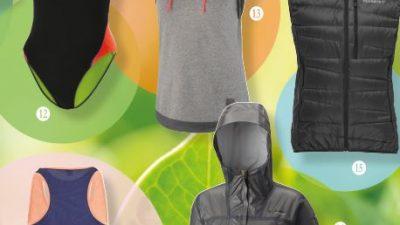 Shopping sportif responsable : le vêtement de sport écologique