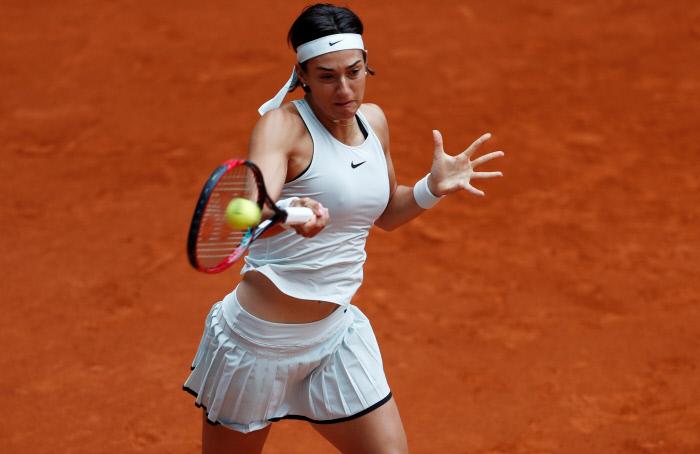 WTA Madrid : pas de finale pour Caroline Garcia