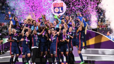 Ligue des Champions : Lyon, chef cinq étoiles !