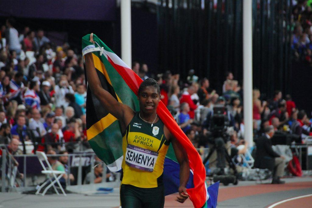 Caster Semenya porte plainte contre l'IAAF sur l'hyperandrogénie