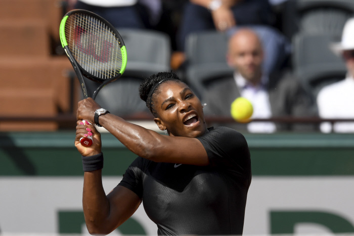 [Roland-Garros 2018] Serena Williams : «Je n'aurais pas joué si je ne me sentais pas prête»
