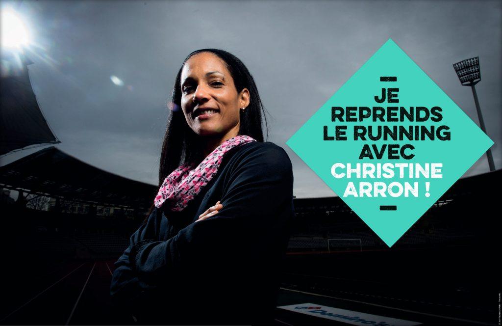 On reprend le running grâce à un coach exceptionnel : Christine Arron !