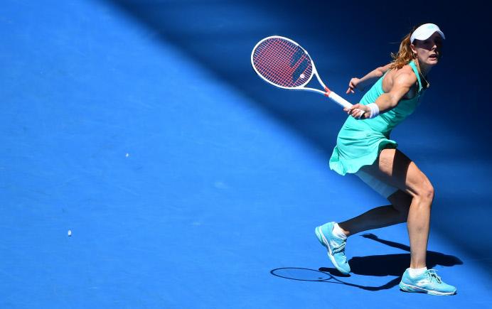 Blanchie après ses trois «no show», Alizé Cornet sera à Roland-Garros