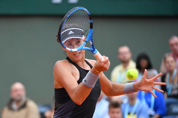 [Roland-Garros 2018] Pas d'exploit pour Ferro contre Muguruza