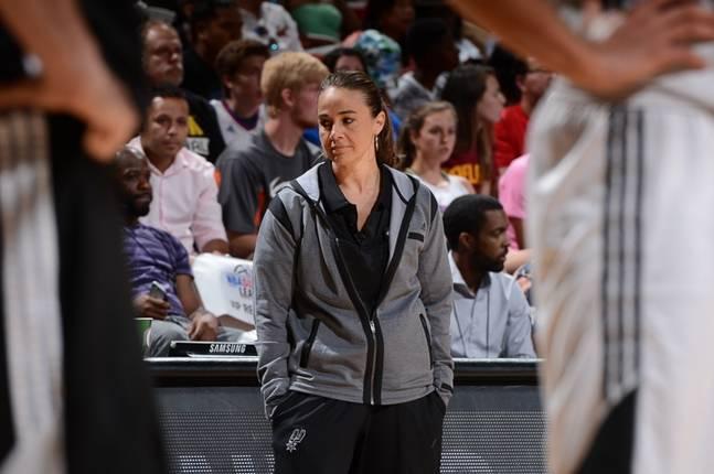 Becky Hammon, première femme coach en NBA ?