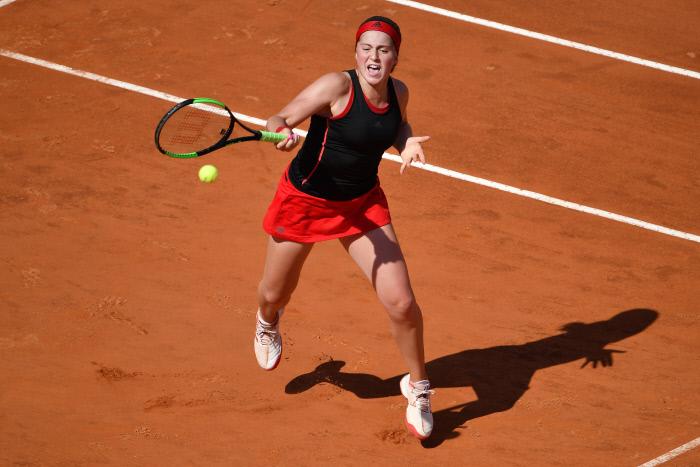 [Roland-Garros 2018] Ostapenko, par ici la sortie !
