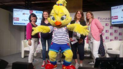 SISAF 2018 : le Parc des Expos s'est mis en mode sport au féminin