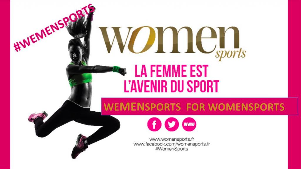 Women Sports lance #WeMenSports, le mouvement féministe caporalisé pour tous les hommes qui veulent oeuvrer à nos côtés pour plus d'égalité et de mixité dans le sport.