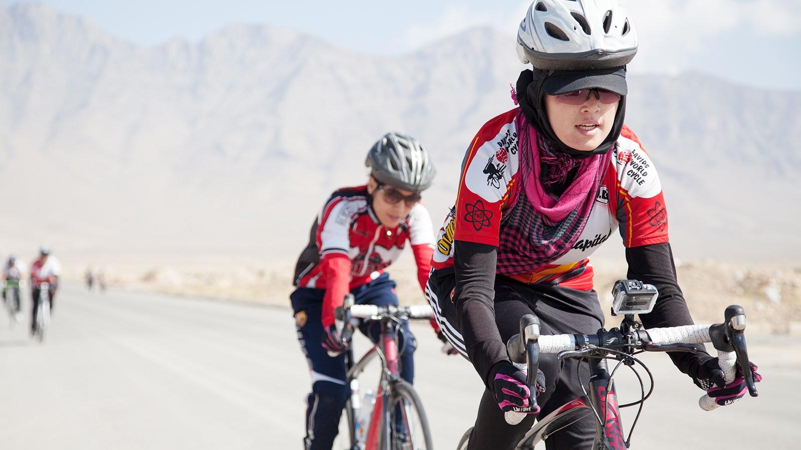 Les Petites Reines de Kaboul ont dû quitter le pays pour leur sécurité. © SIFF Sarah Menzies.
