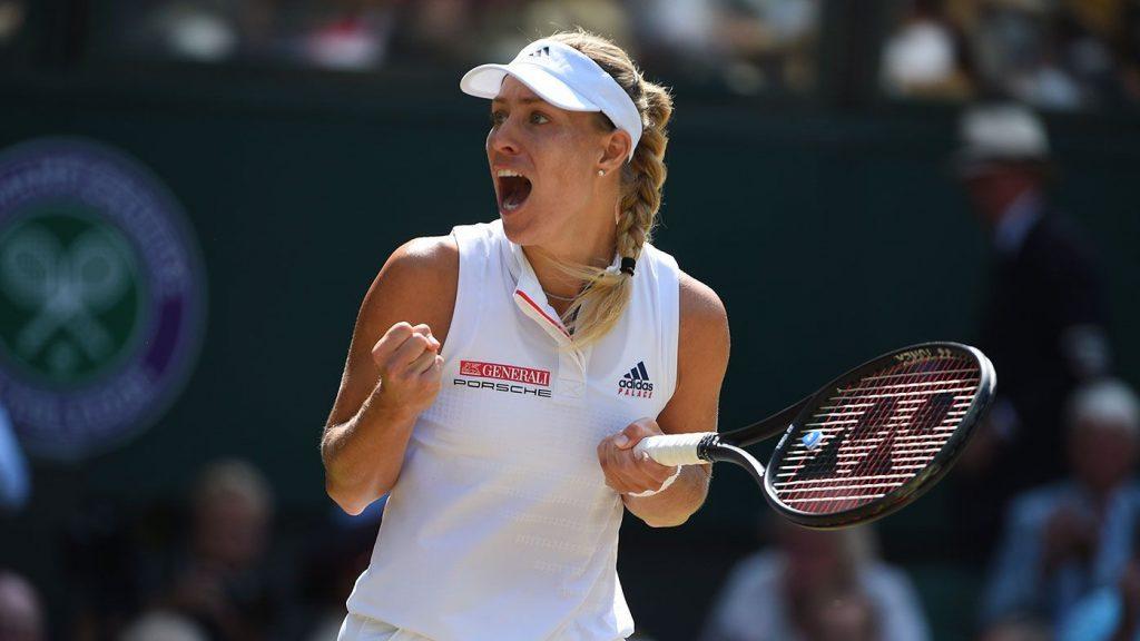 [Wimbledon 2018] Angelique Kerber sacrée face à Maman Serena
