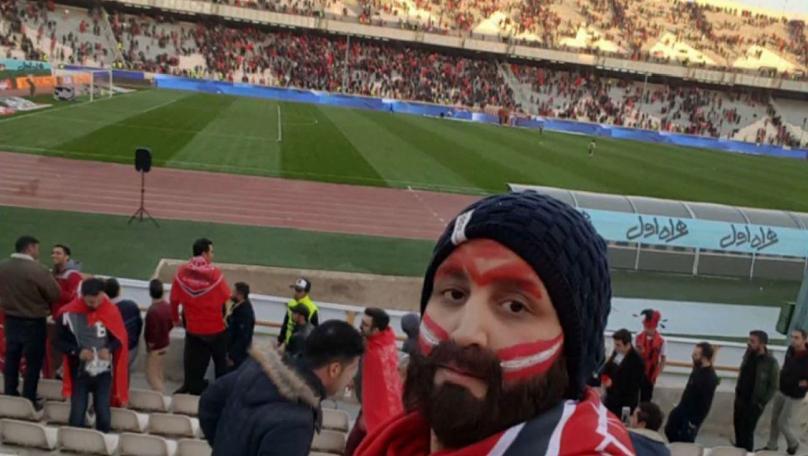 En Iran, les femmes n'ont pas le droit d'aller voir des matchs de football masculins. Crédit photo : DR/.