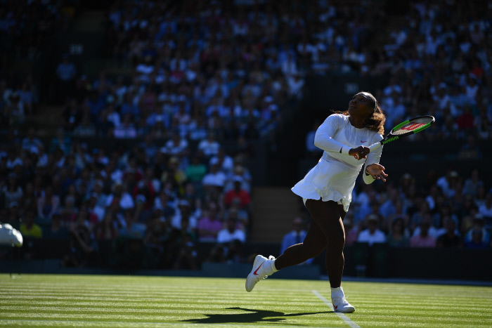 Wimbledon 2018 : «Maman» Serena est en quart-de-finale