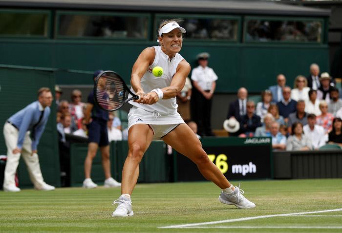 [Wimbledon 2018] Kerber en finale