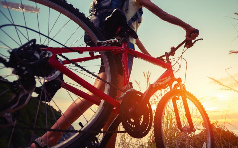 Rando vélo : carnet pratique de matériel