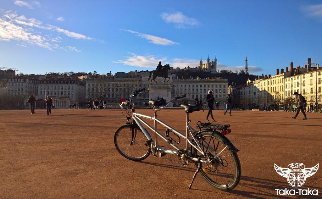 Et si on partait en duo avec la randonnée vélo en tandem ?