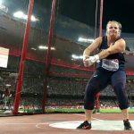 La Française Alexandra Tavernier, vice-championne d'Europe du lancer du marteau, n'a terminé que 6e des Mondiaux-2019 d'athlétisme de Doha (73,33 m).