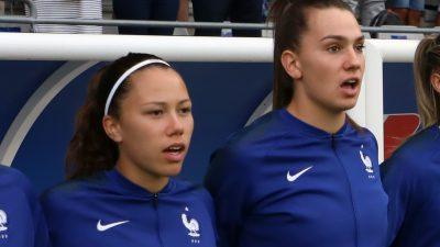Mondial U20 – Rencontre avec Amélie Delabre avant le quart de finale des Bleues
