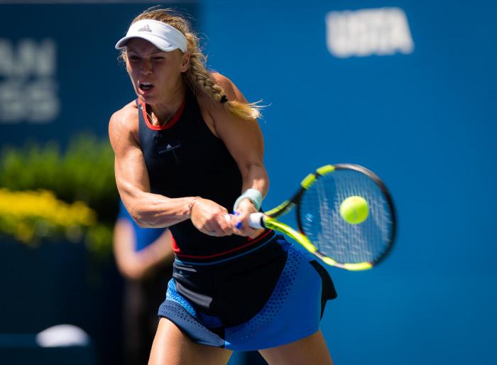 [US Open 2018] Wozniacki chute au 2e tour