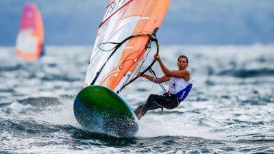 Planche à voile : Charline Picon vice-championne du monde