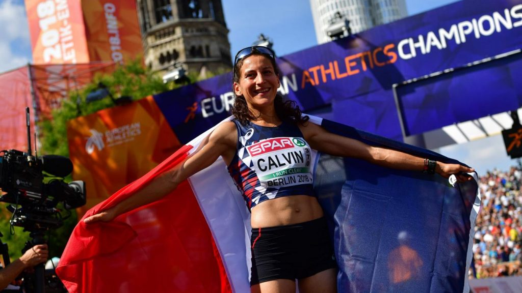 Championnats d'Europe : Clémence Calvin décroche l'argent pour son premier marathon