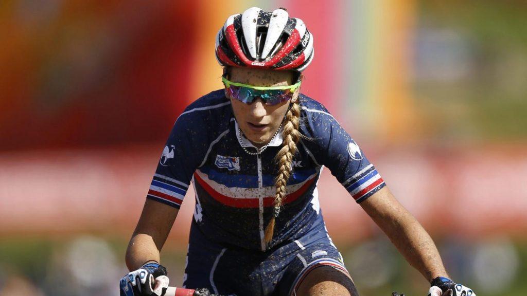 Coupe du monde – Pauline Ferrand-Prevot remporte l'étape de VTT cross-country !