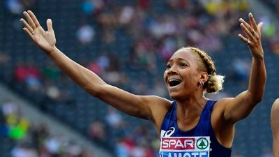 Mondiaux-2019 d'athlétisme – Rénelle Lamote s'impose sur sa série sur 800m