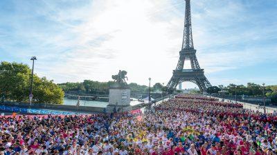 21.413 femmes ont pris le départ de La Parisienne 2018