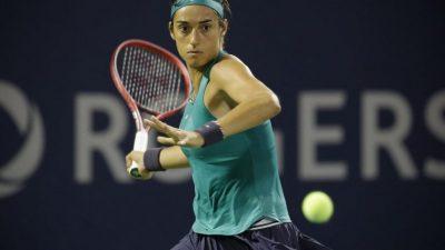 WTA Tokyo : Garcia tombe en quarts