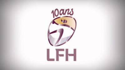 Handball LFH – Résultats de la 8e journée & classement