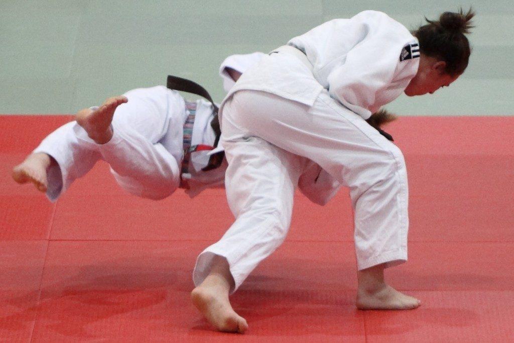 [Mondiaux-2018 Judo]Amandine Buchard en bronze (-52kg)