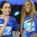 Meghan Markle et Serena Williams sont amies depuis de nombreuses années. Crédit : Photo DR/.
