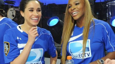 Serena Williams et Meghan Markle sont super copines