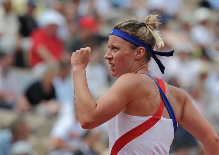 Classement WTA : Parmentier gagne 21 places