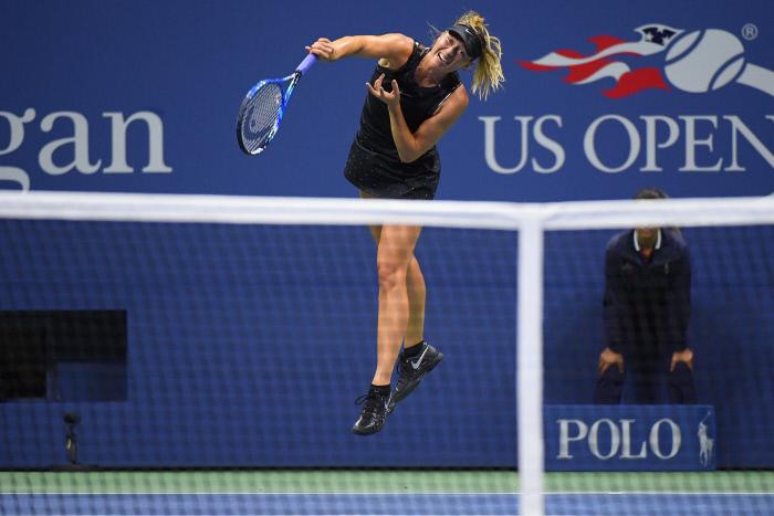 [US Open 2018] Comme en 2017, Sharapova s'arrête en huitièmes