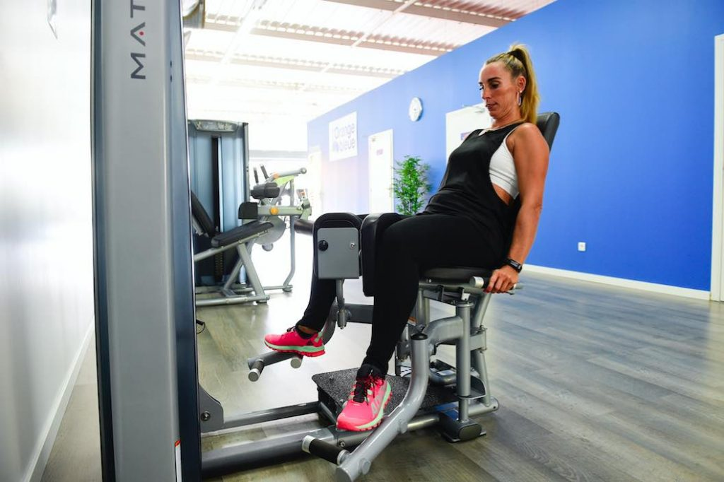 Programme De Musculation Special Machines Women Sports