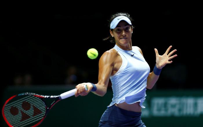 Dans le classement WTA publié lundi et toujours dominé par la Roumaine Simona Halep, la Française Caroline Garcia perd 8 places et sort du top 10 mondial (16e).