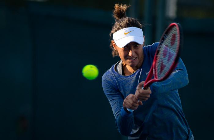 WTA Pékin : éliminée, Garcia perd son titre et ses chances d'aller au Masters