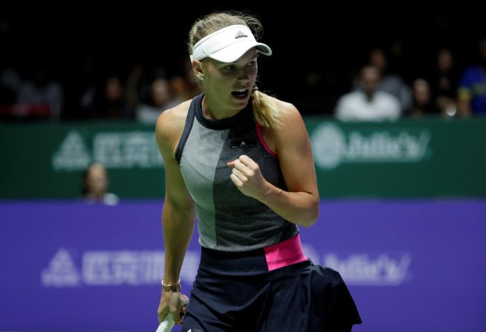 Masters 2018 : Wozniacki n'a pas dit son dernier mot
