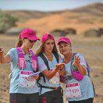 Désertours, le leader du raid aventure, lance sa première aventure pédestre : le trek Rose Trip, une course d'orientation féminine et solidaire qui débutera le 31 octobre prochain dans le désert marocain.